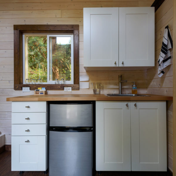 kitchen design for micro space