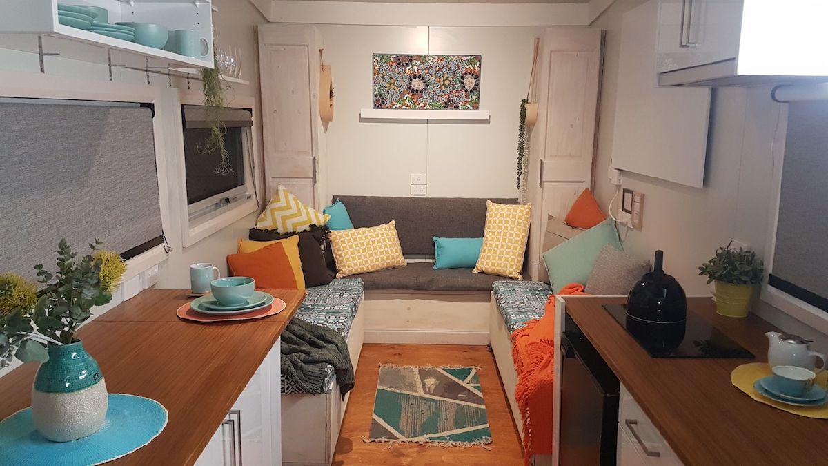 interior span v iew of tiny home