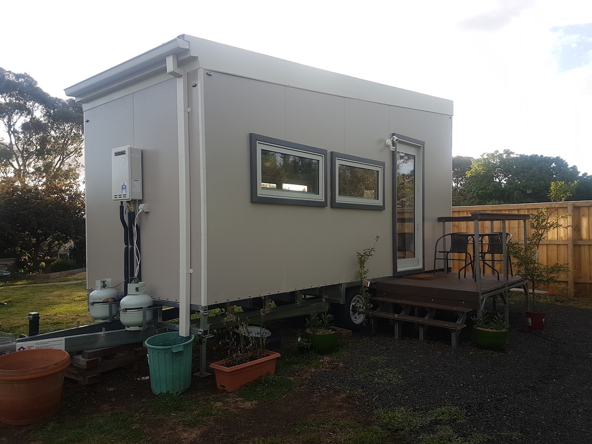 site tiny house own land
